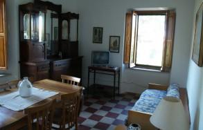 Salone dell'appartamento Hibiscus