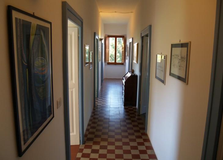 Corridoio dell'appartamento Lantana